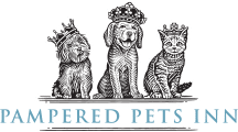 Pampered Pets Inn logo